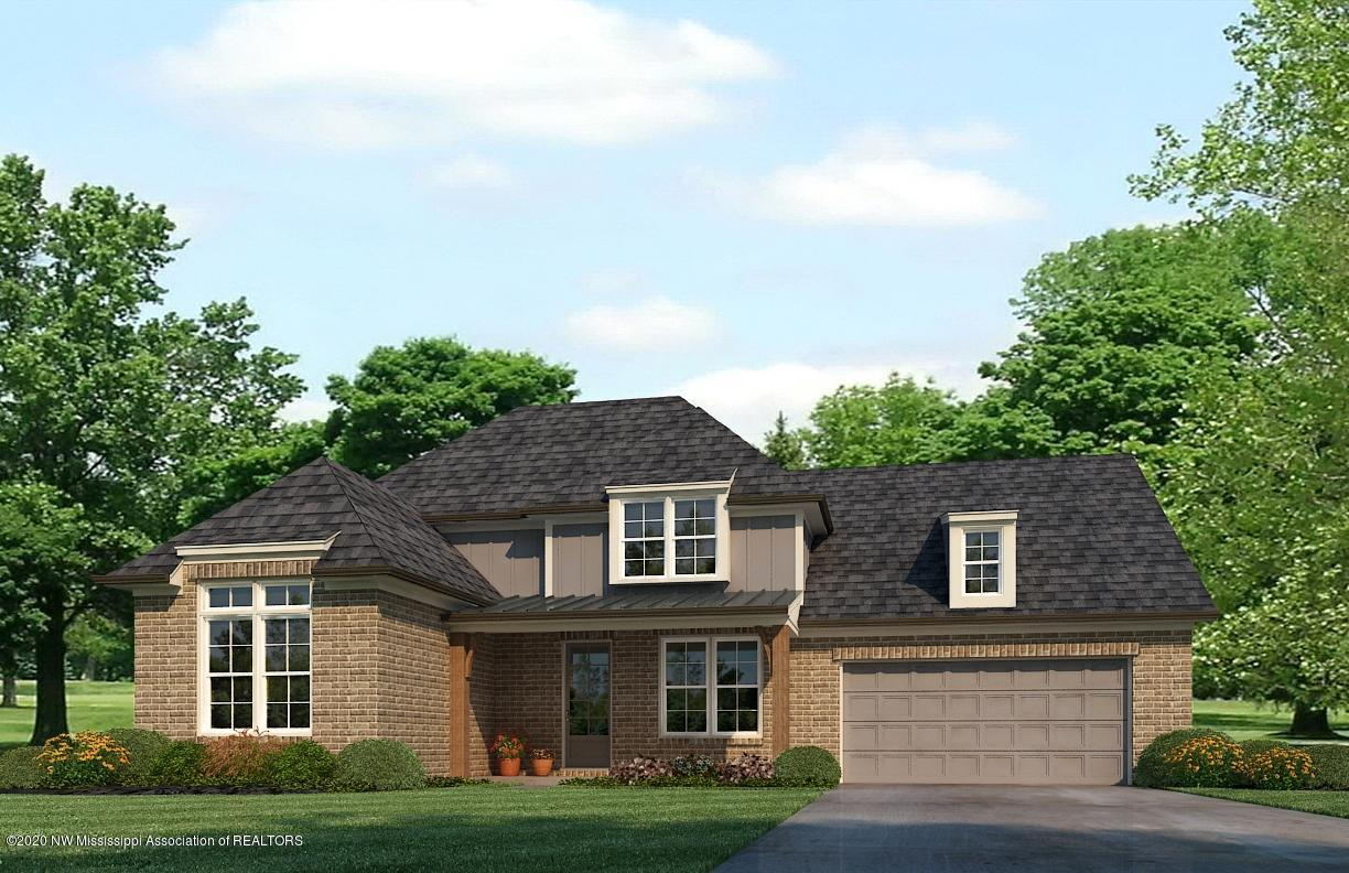 7252 Edgewater Drive, Olive Branch, Mississippi
