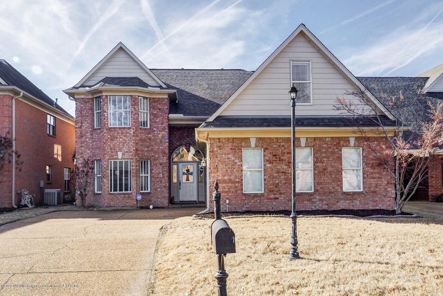 3785 Lake Village Cove, Olive Branch in DeSoto County, MS 38654 Home for Sale