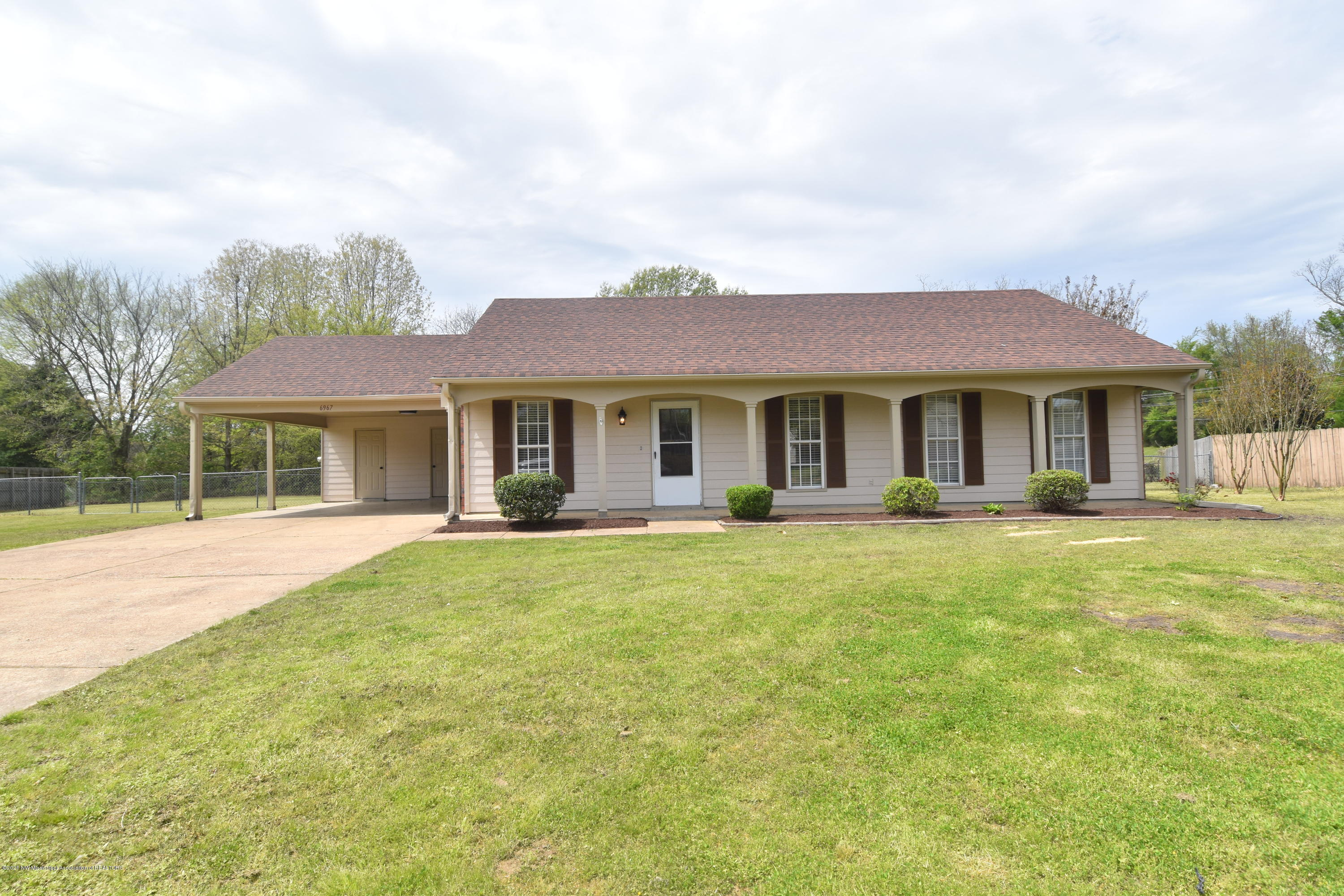 6967 Green Way Cove, Olive Branch in DeSoto County, MS 38654 Home for Sale