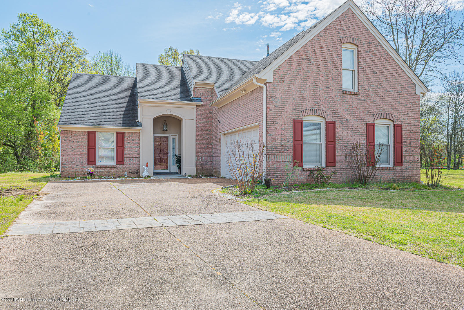 8225 Waverly Cove, Olive Branch in DeSoto County, MS 38654 Home for Sale