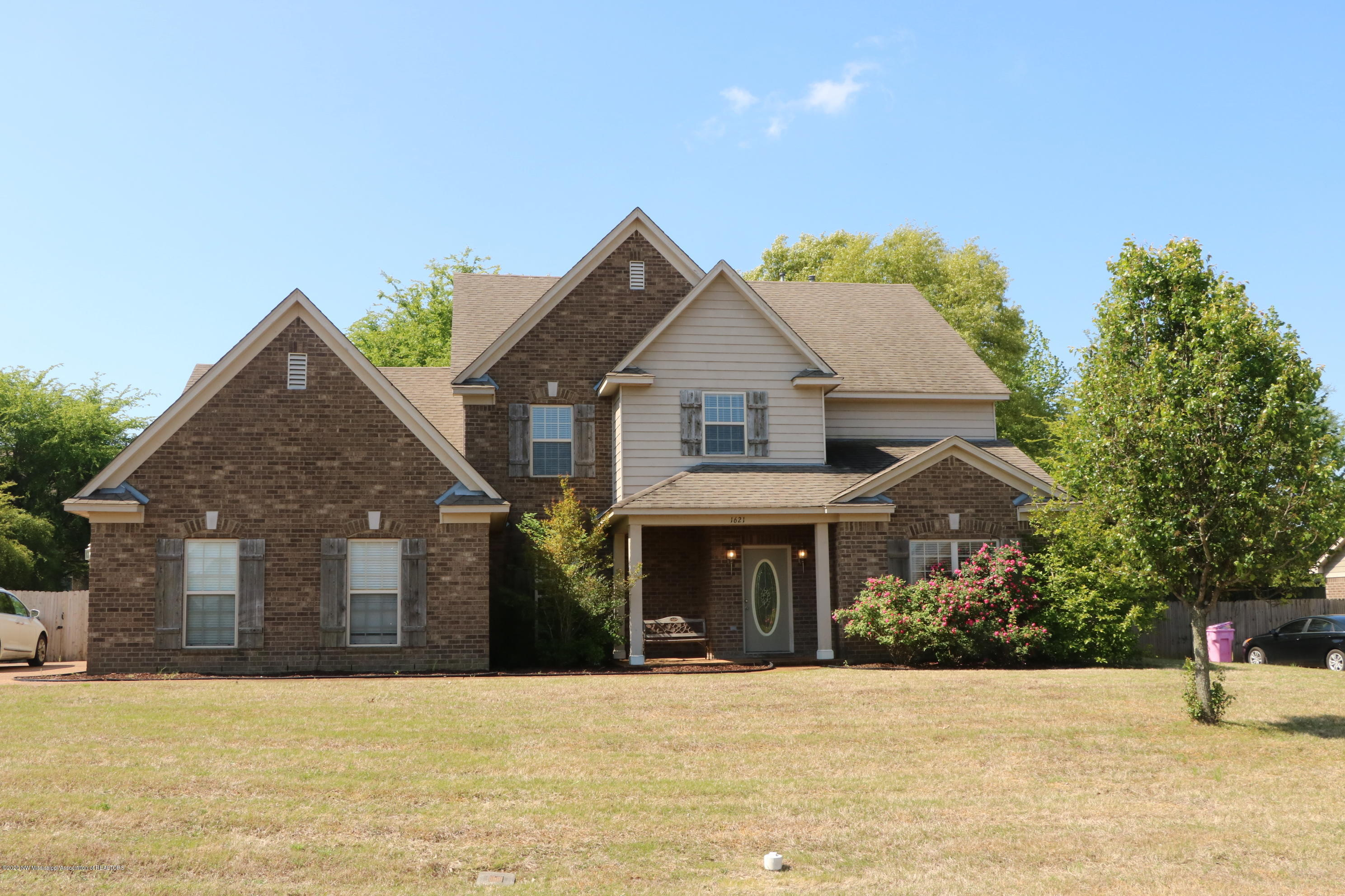 1621 N Montys Circle, Southaven, Mississippi