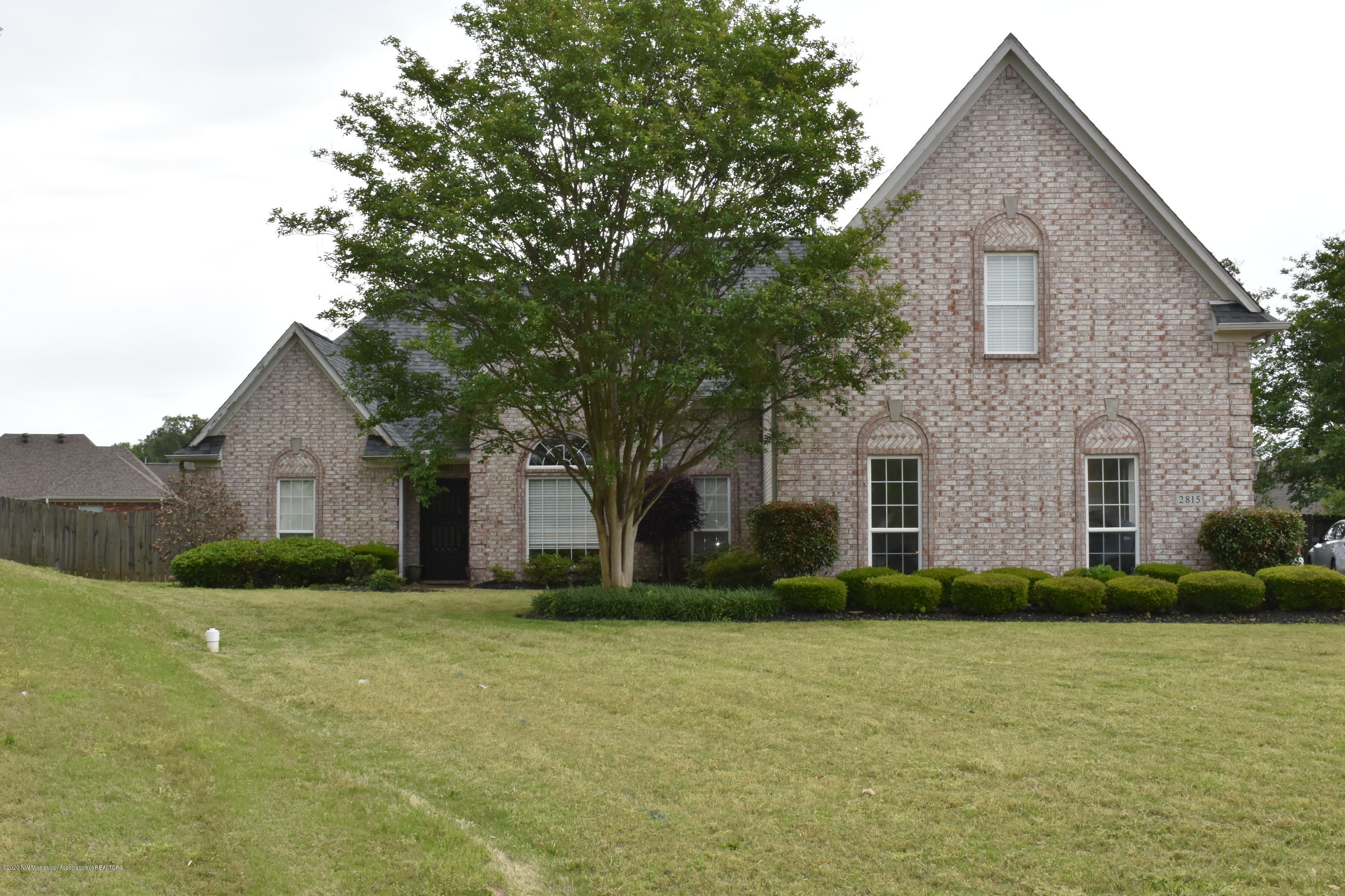 2815 Pershing Cove, Southaven, Mississippi