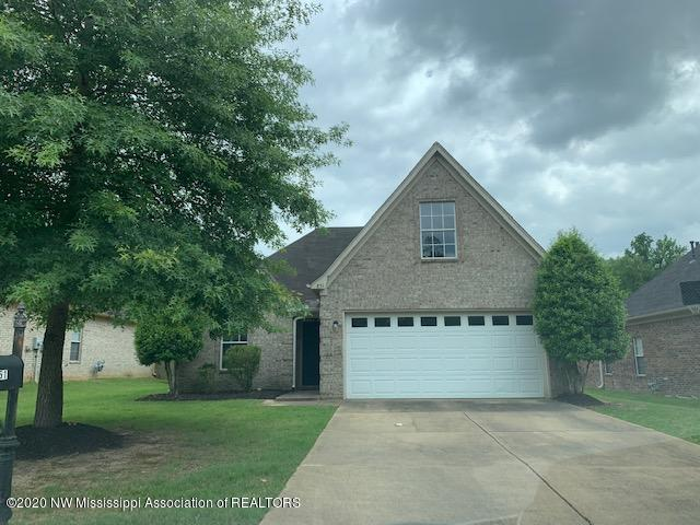 851 Parham Drive, Southaven, Mississippi