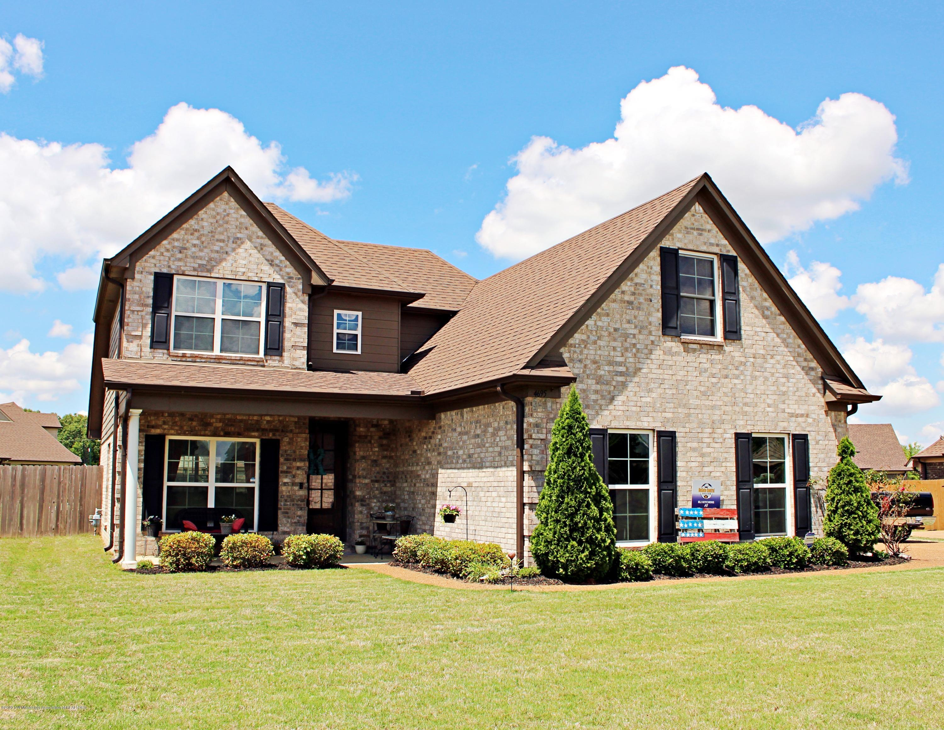 4695 Dublin, Olive Branch in DeSoto County, MS 38654 Home for Sale