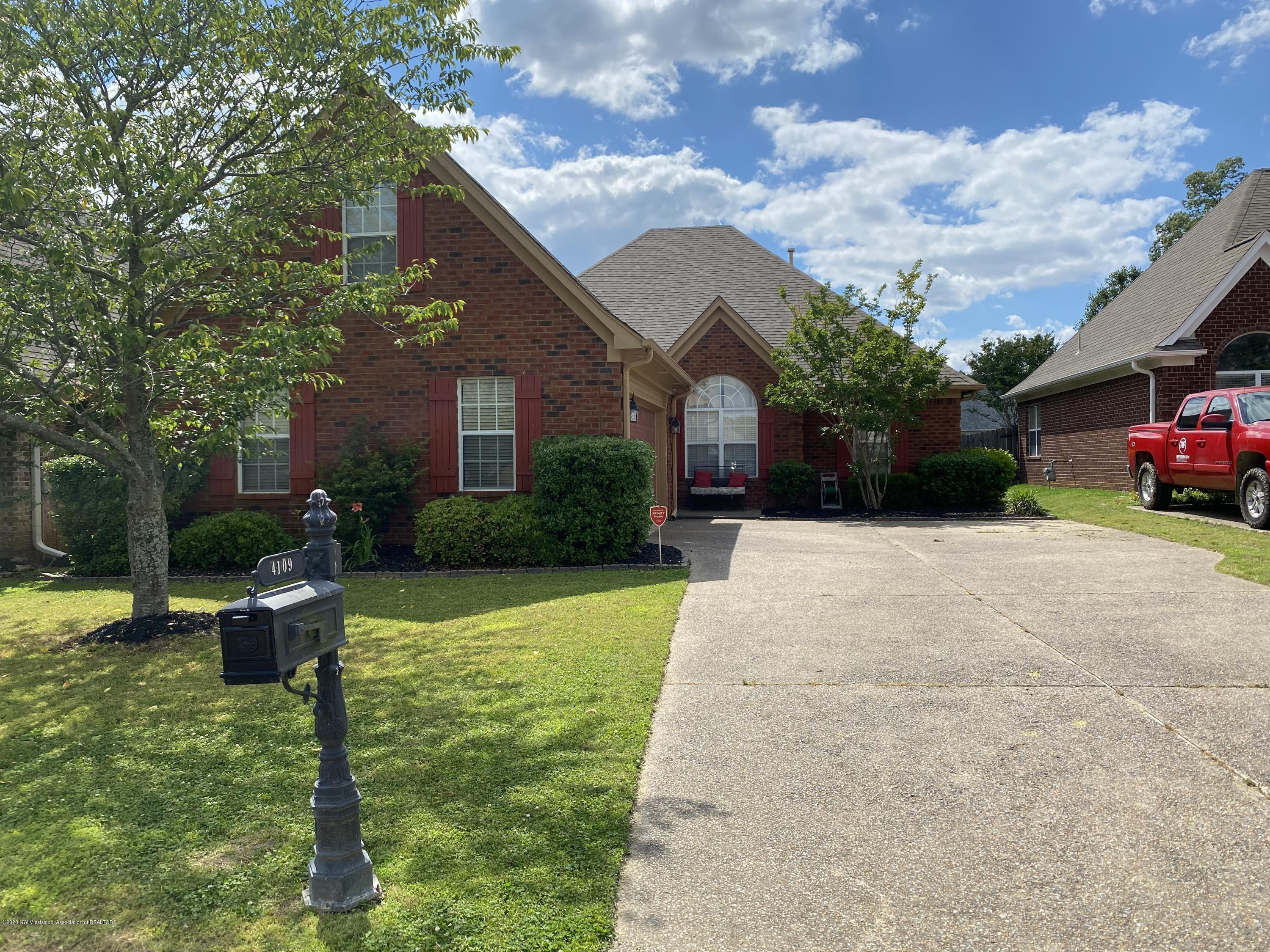4109 Chaucer Cove, Southaven, Mississippi