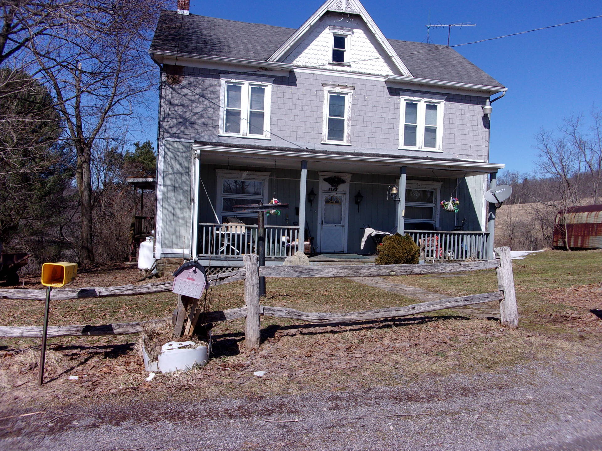 2142 Bicycle Rd Stoystown, PA 15563