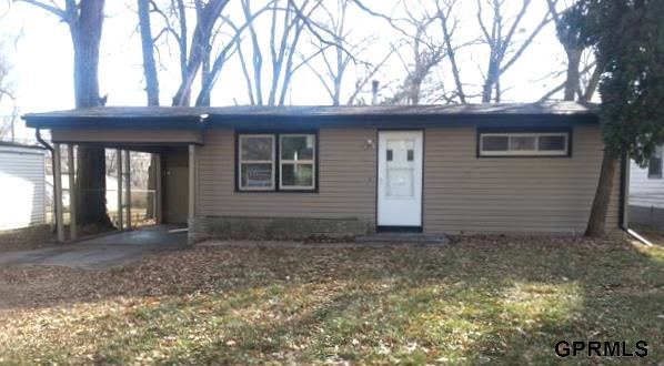 Rental Homes for Rent, ListingId:26212442, location: 4223 Curtis Avenue Omaha 68111
