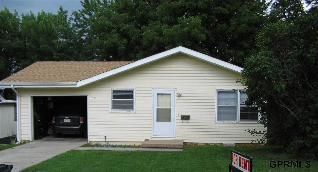 Rental Homes for Rent, ListingId:28953881, location: 1420 Main St Plattsmouth 68048