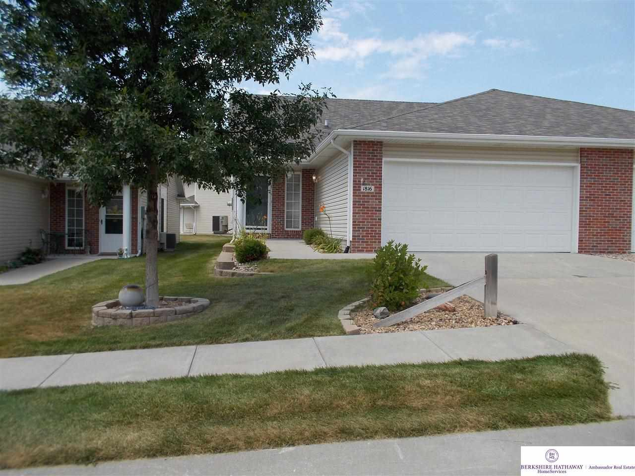 Rental Homes for Rent, ListingId:29401377, location: 1816 N 176 Ct Omaha 68118