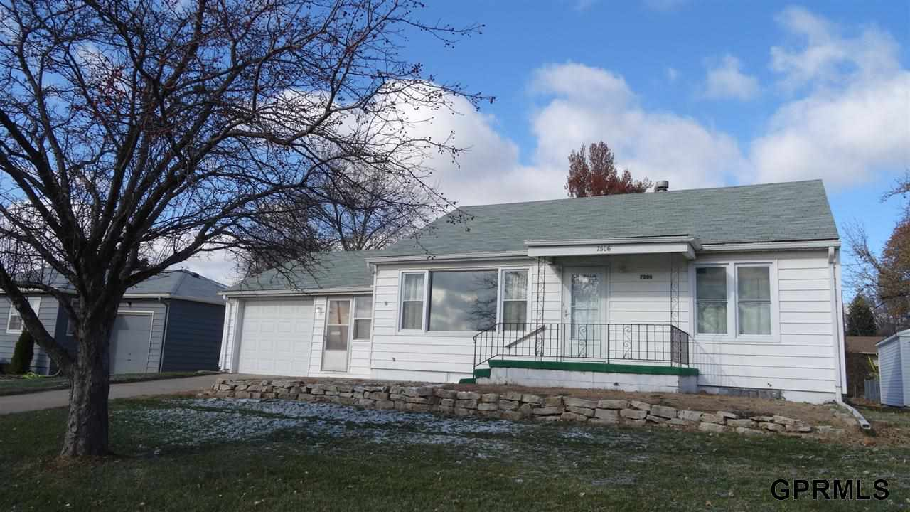 Rental Homes for Rent, ListingId:30710863, location: 7506 Cass Street Omaha 68114