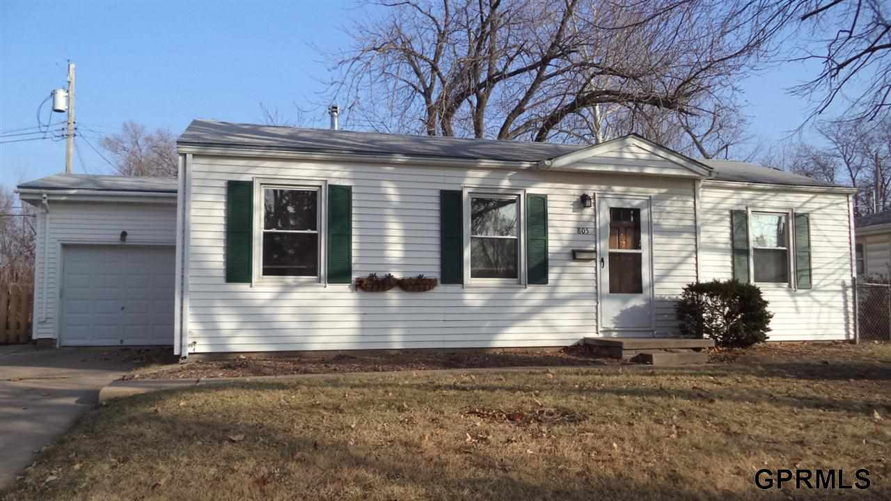Rental Homes for Rent, ListingId:30985264, location: 805 N 77th Ave Omaha 68114