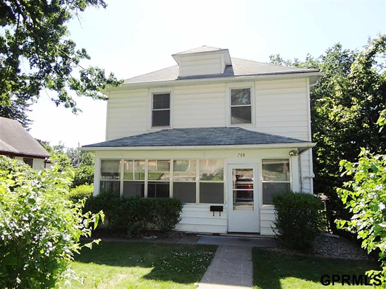 Rental Homes for Rent, ListingId:32957667, location: 708 N 41st Omaha 68131