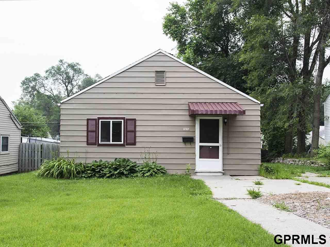 Rental Homes for Rent, ListingId:36932756, location: 6767 Charles Omaha 68132