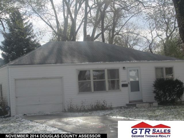 Photo of 4509 Redick Street  Omaha  NE