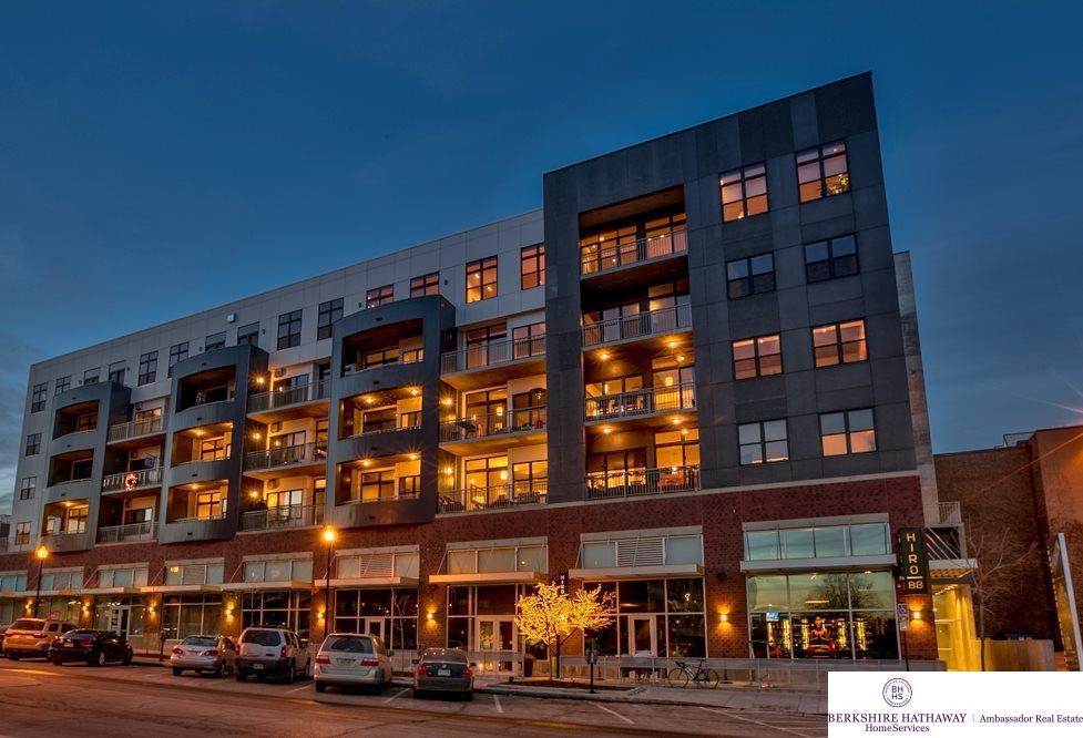 Photo of 1308 Jackson Street  Omaha  NE