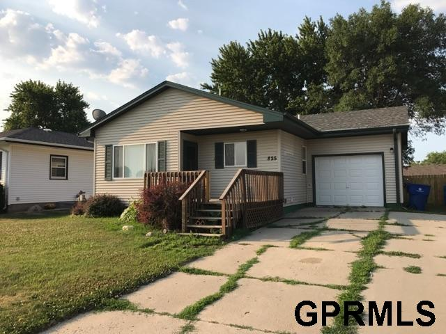 Photo of 825 Robley Street  Lyons  NE