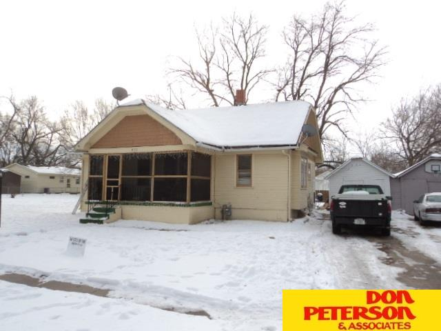 Photo of 833 W 8th Street  Fremont  NE