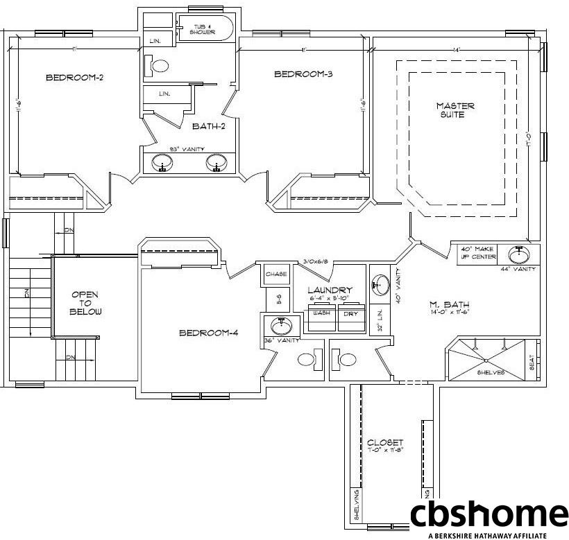 Detached Housing, 2 Story - Bennington, NE (photo 5)