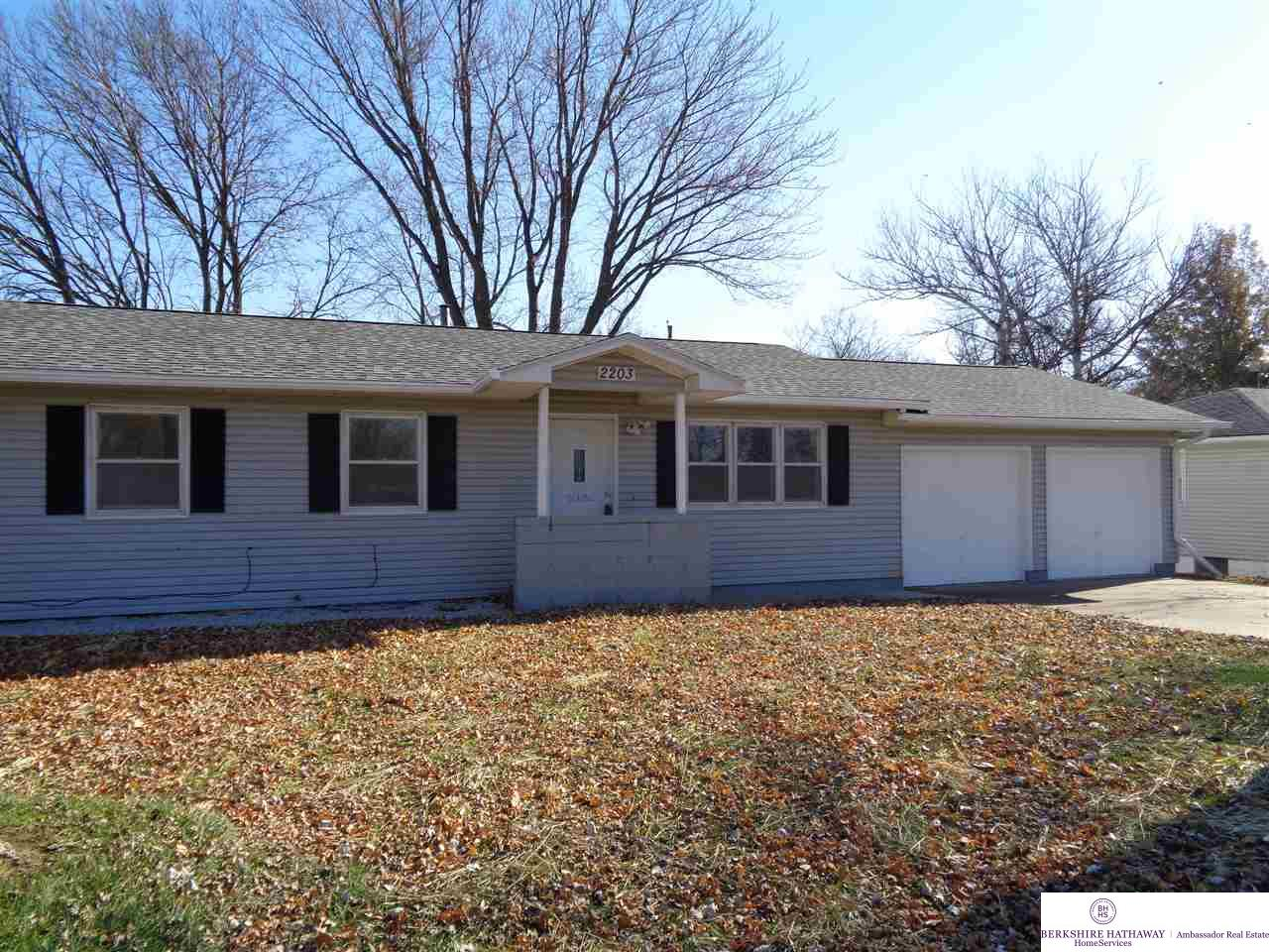One of Plattsmouth 4 Bedroom Homes for Sale at 2203 S 15th Street