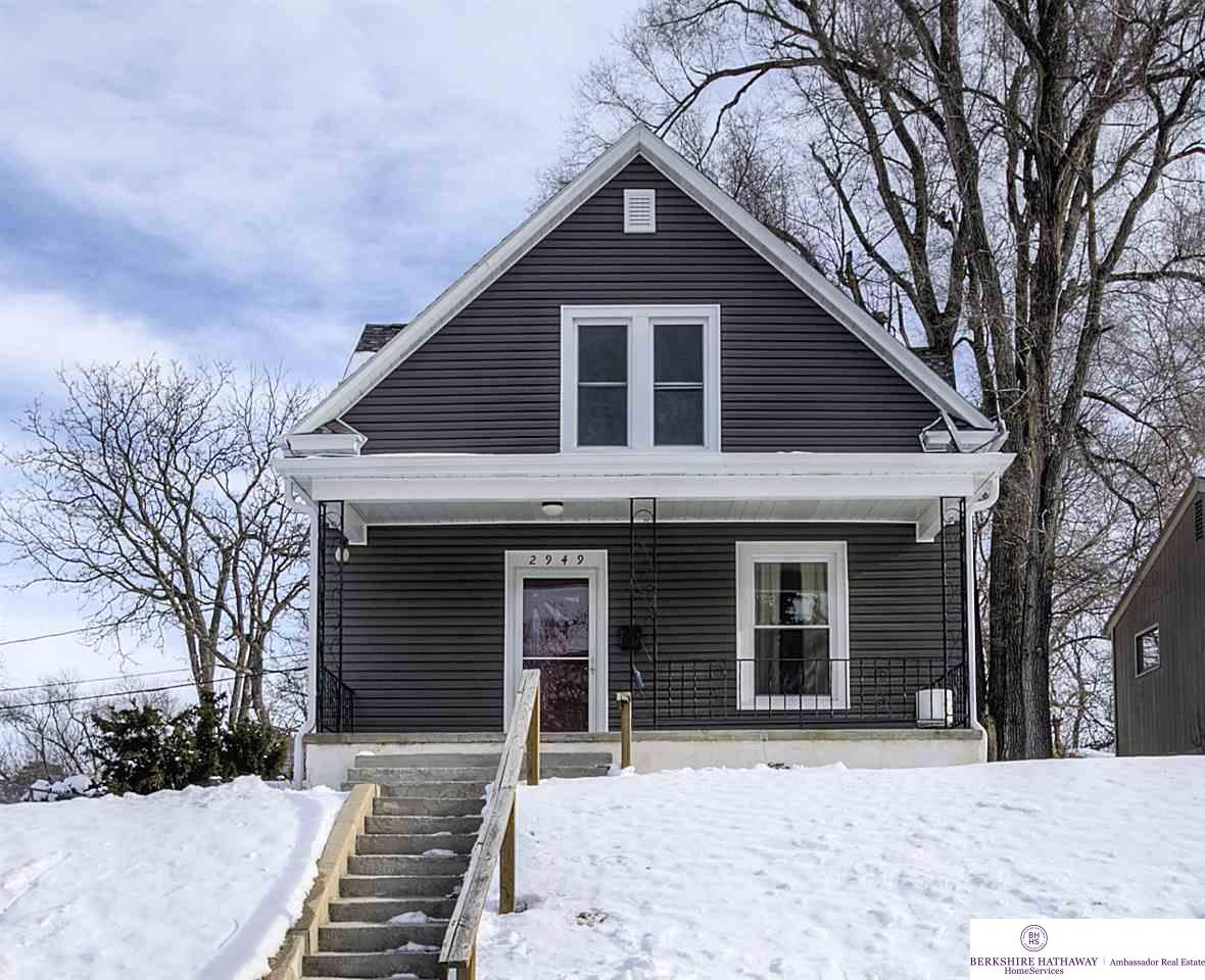 One of Omaha-East 3 Bedroom Homes for Sale at 2949 N 56 Street