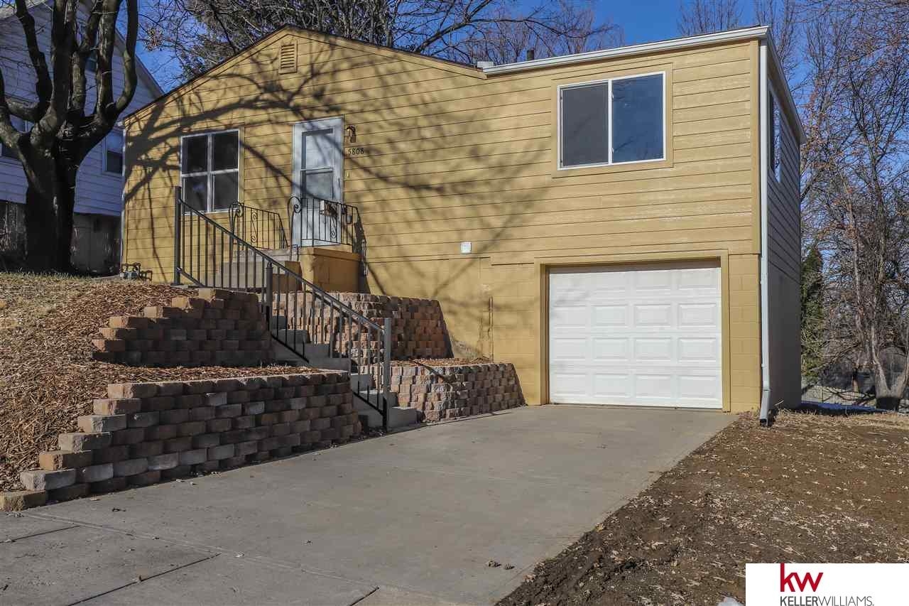 One of Omaha-East 3 Bedroom Homes for Sale at 5808 Ruggles Street