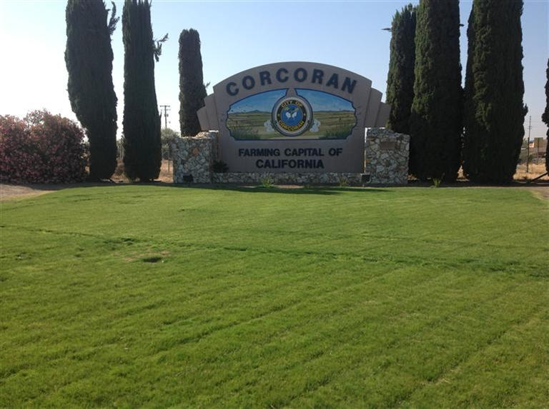5.56 acres in Corcoran, California