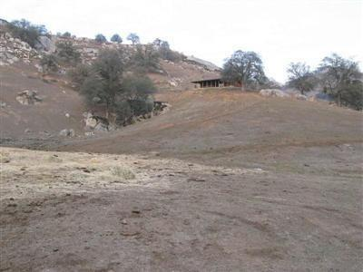 84 acres by Springville, California for sale