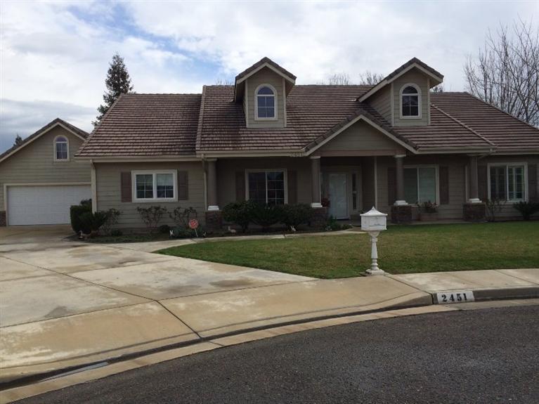 2451 W Memory Ln, Porterville, CA 93257