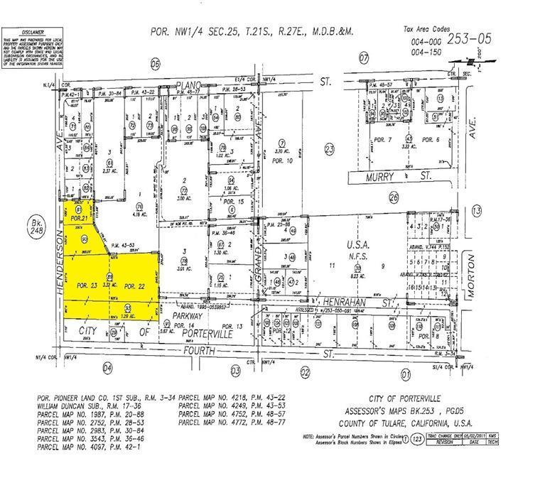 Real Estate for Sale, ListingId: 33465875, Porterville,CA93257