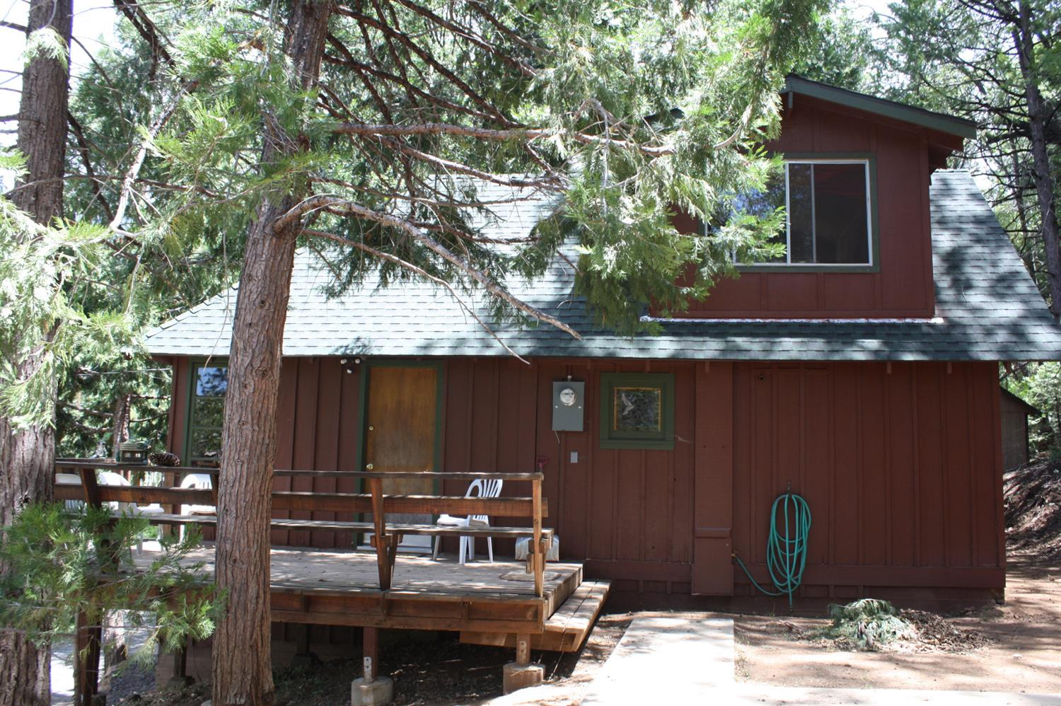 Photo of 284  Soda Springs Court  Camp Nelson  CA