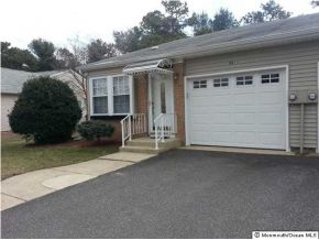 Rental Homes for Rent, ListingId:26772249, location: 5A Quincy Drive Manchester 08759