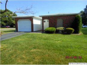 Rental Homes for Rent, ListingId:29667071, location: 32 DARLEY CIR Brick 08724