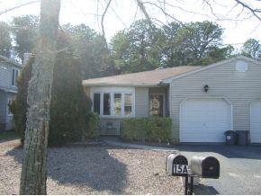 Rental Homes for Rent, ListingId:30315456, location: 15 Emerald Barnegat 08005