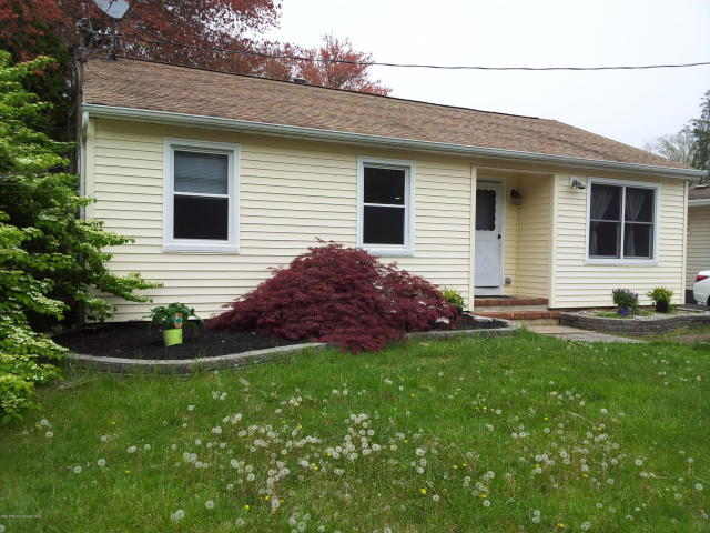 Rental Homes for Rent, ListingId:32585957, location: 751 Garfield Avenue Toms River 08753