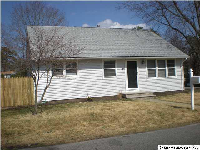 Rental Homes for Rent, ListingId:33234055, location: 44 Shell Street Beachwood 08722