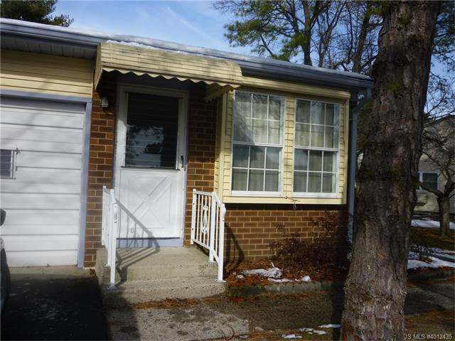 Rental Homes for Rent, ListingId:37214605, location: 15b Maplewood Drive Manchester 08759