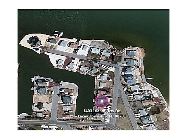 Photo of 1403 Island View Drive  Lacey Twp  NJ
