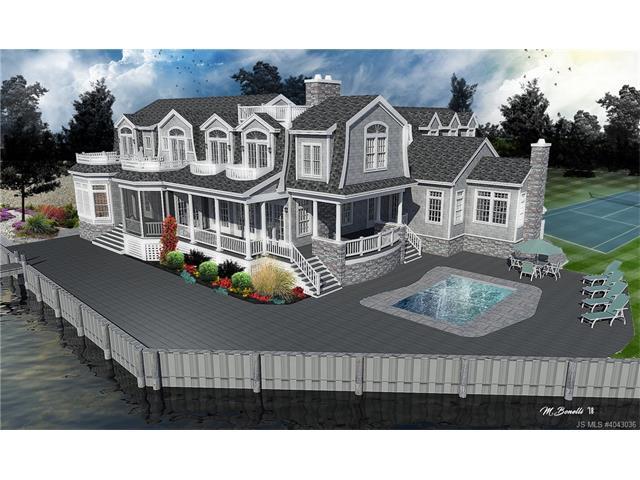 400 Leeward *to Be Built* Avenue Beach Haven Borough, NJ 08008
