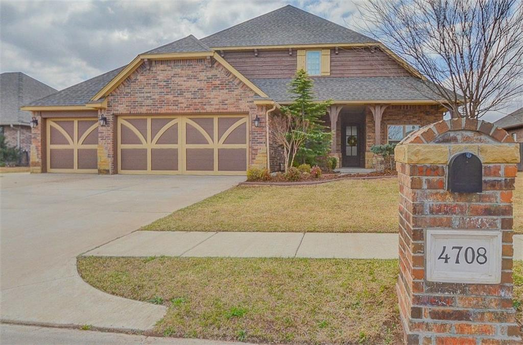 Photo of 4708 SW 126th Place  Oklahoma City  OK