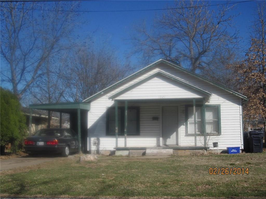 Photo of 1321 SW 52nd Street  Oklahoma City  OK