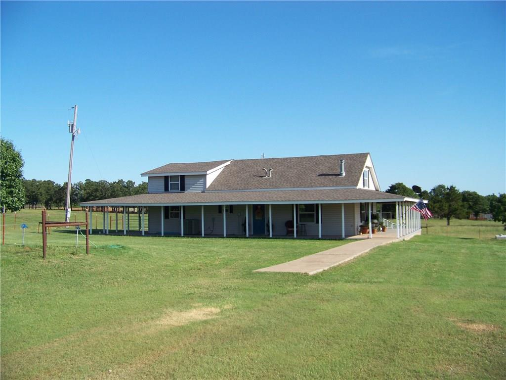 Photo of 350659 E 860 Road  Stroud  OK