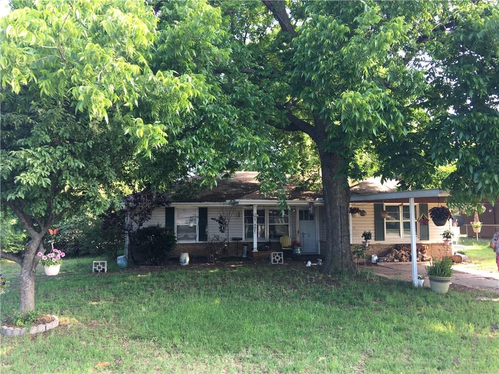 Photo of 602 Holman Place  Midwest City  OK