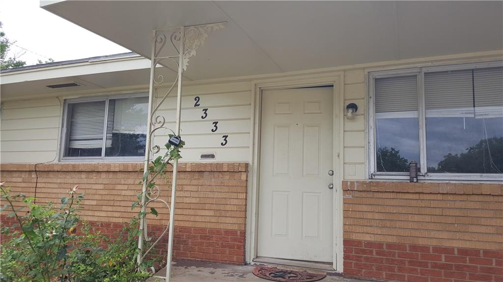 Photo of 2333 Becker Place  Del City  OK