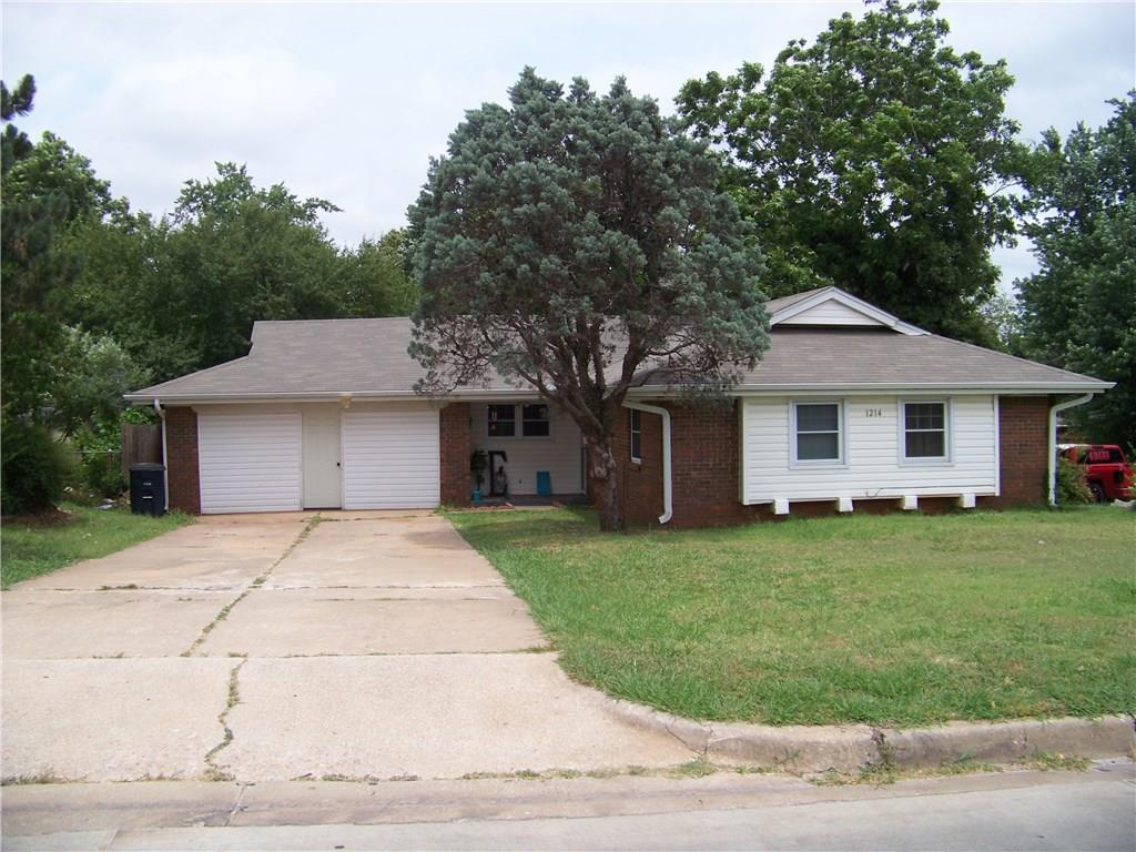 Photo of 1214 E Independence  Shawnee  OK