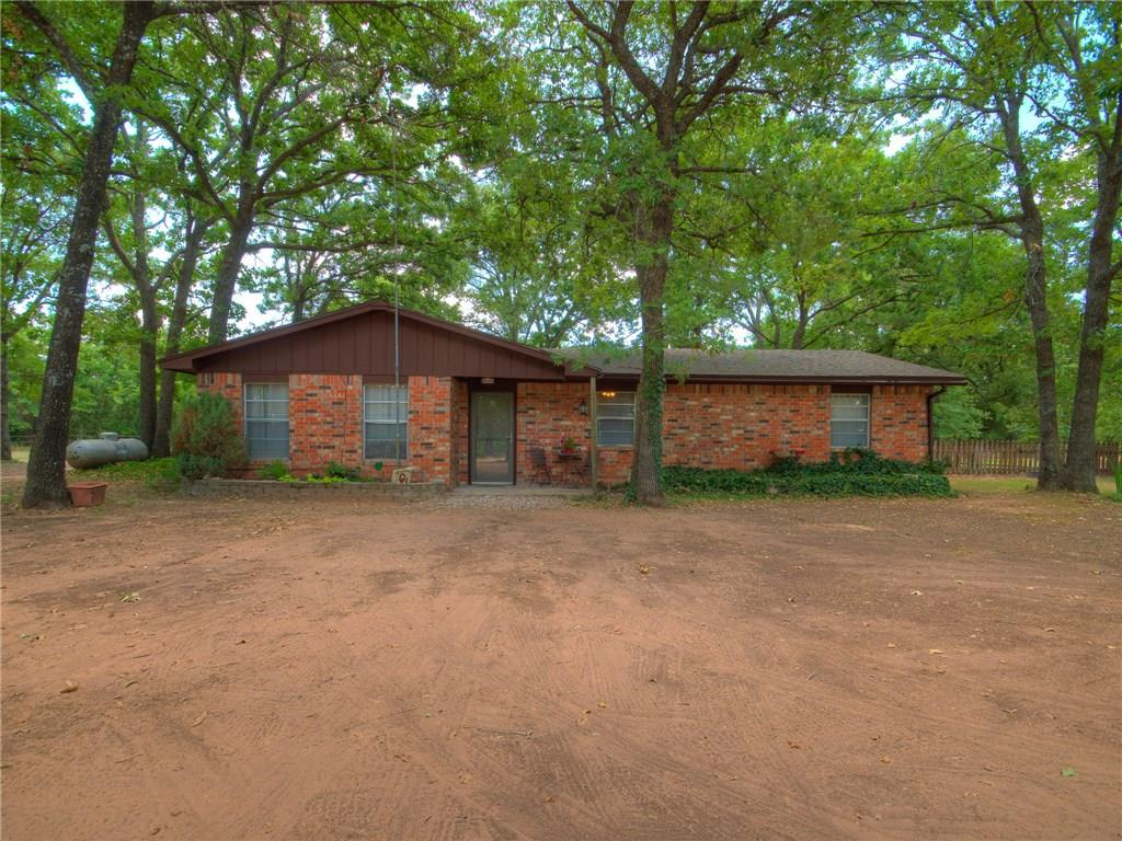 Photo of 10744 Twin Springs Lane  Blanchard  OK