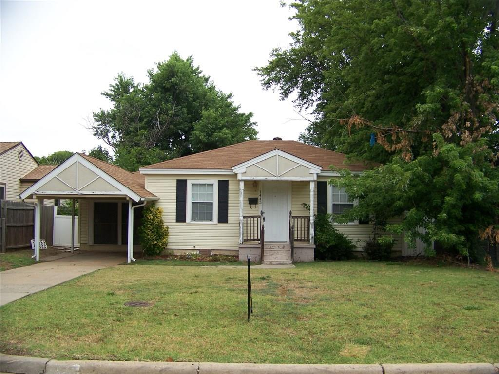 Photo of 1445 NW 96th Street  Oklahoma City  OK