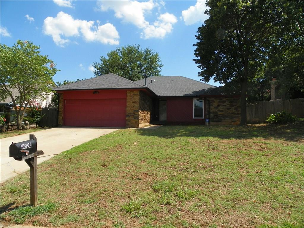 Photo of 9620 Kent Drive  Midwest City  OK