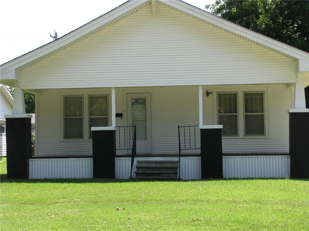 Photo of 514 N 4th Street  Okemah  OK
