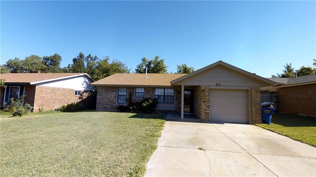 Photo of 821 W Perry Drive  Mustang  OK