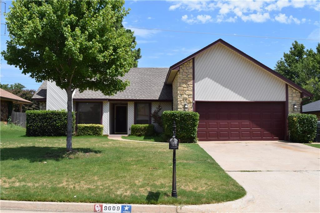 Photo of 9609 Willow Wind Drive  Midwest City  OK